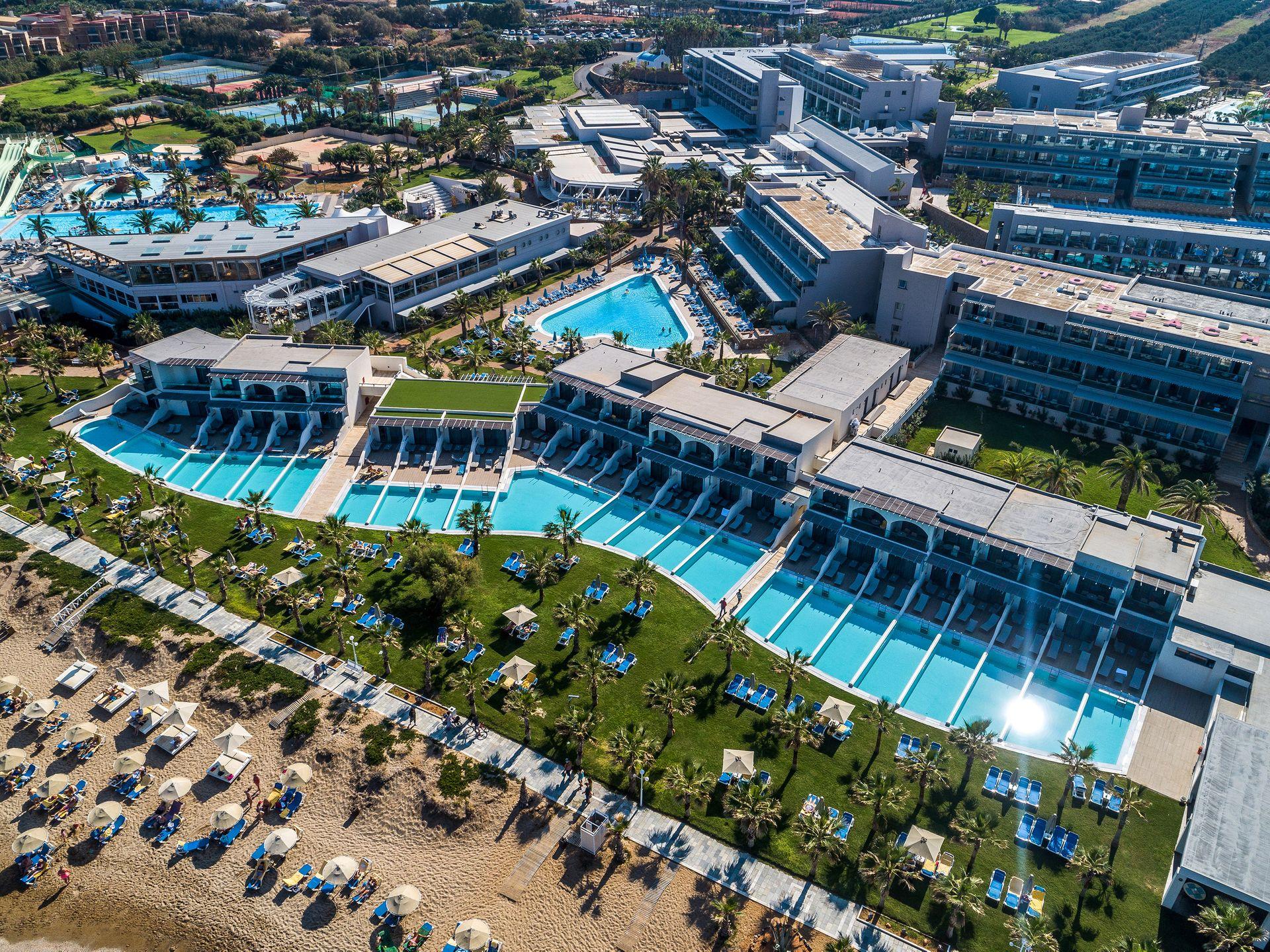 Lyttos Beach Hotel, Χερσόνησος Κρήτη
