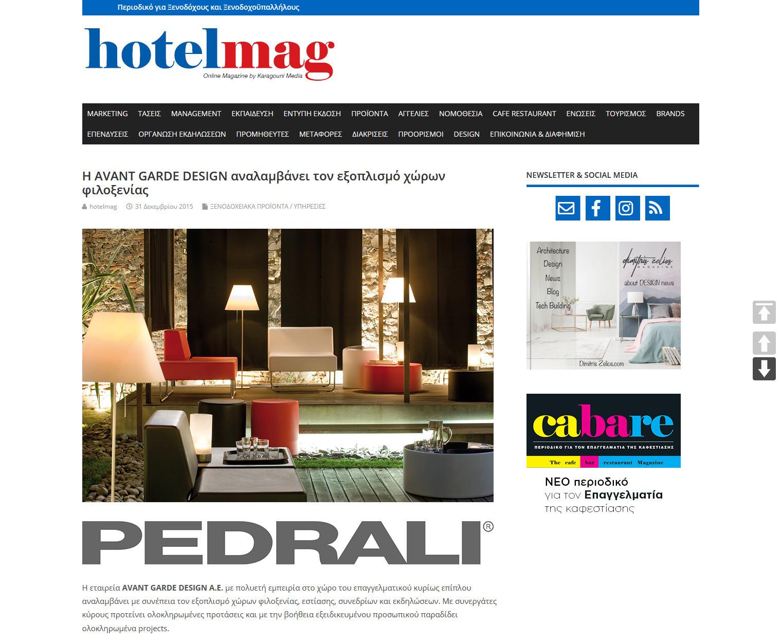 Hotel Magazine