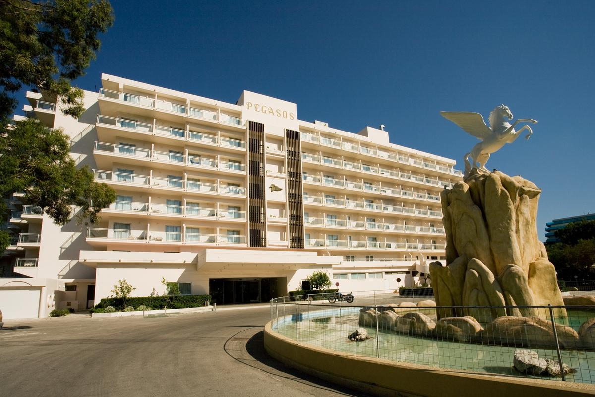 Pegasos deluxe beach hotel, Ρόδος