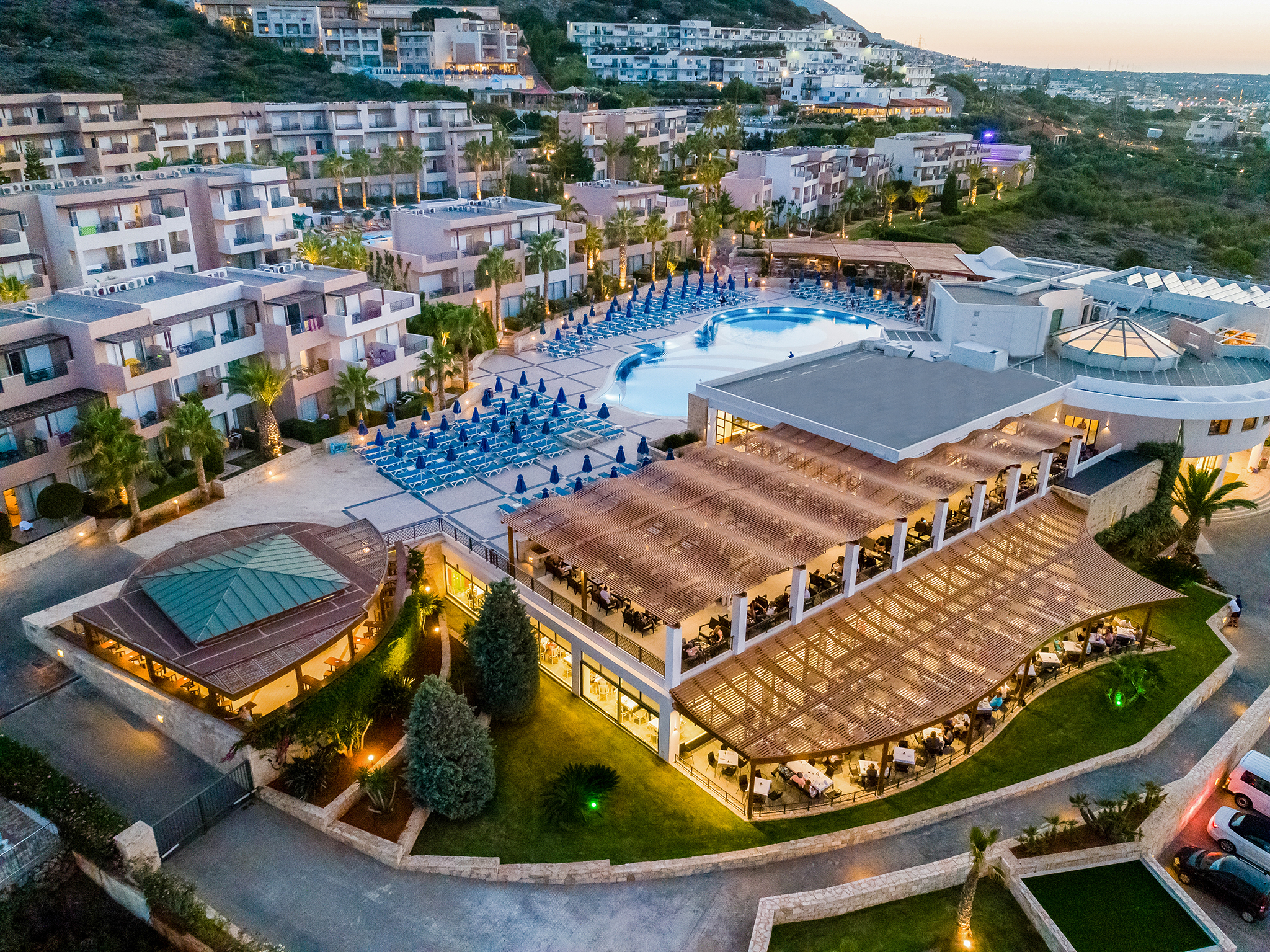 Grand Hotel, Κρήτη