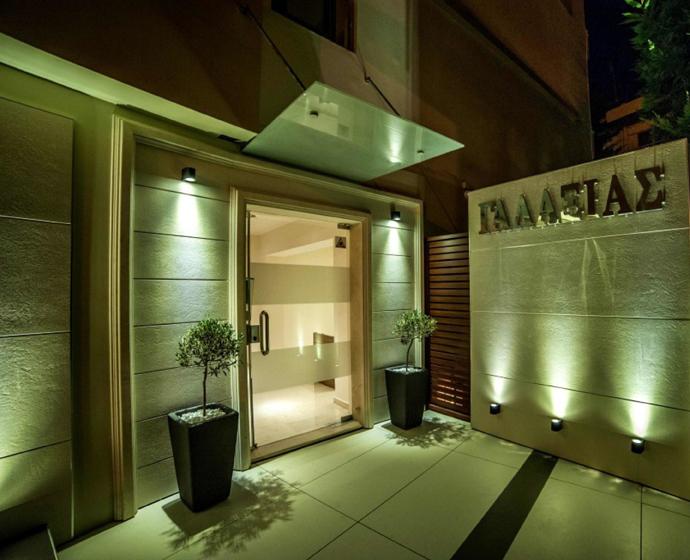 Galaxias Hotel, Ρόδος
